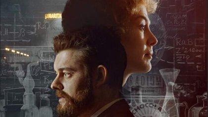 """Los protagonistas de """"Madame Curie"""" (Foto: Netflix)"""