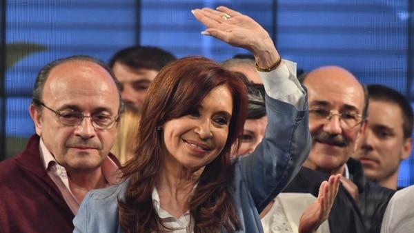 Cristina Kirchner, tras la derrota en las elecciones legislativas (Amilcar Orfali)