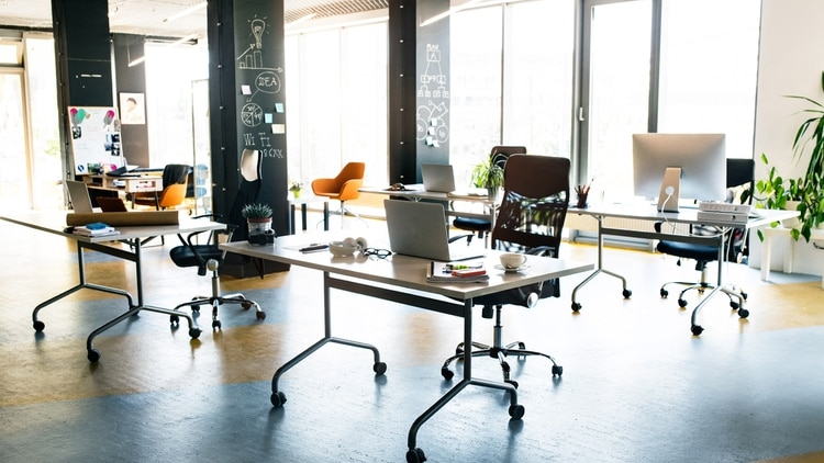 Resultado de imagen de crear en la oficina espacios funcionales y acogedores para trabajar