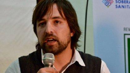 El viceministro de Salud bonaerense, Nicolás Kreplak