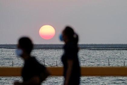 Photo : REUTERS/Soe Zeya Tun