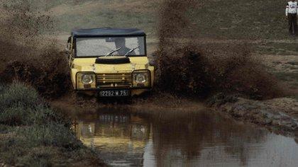 Era tan liviano que estaba preparado para transitar por cualquier camino (Citroën)