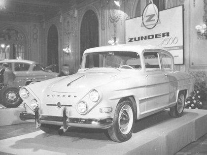 Se presentó en el Alvear Palace Hotel de Buenos Aires en 1960. Al principio fue un éxito comercial. (Fotos: Gentileza Facebook Yo tengo un Zunder 1500)