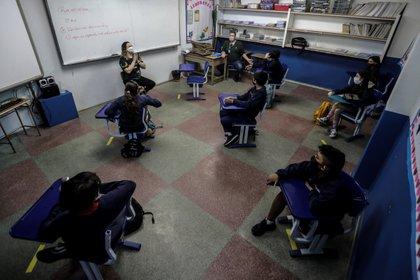 Otros países de Latinoamérica ratornaron a las clases con protocolo de distanciamiento social