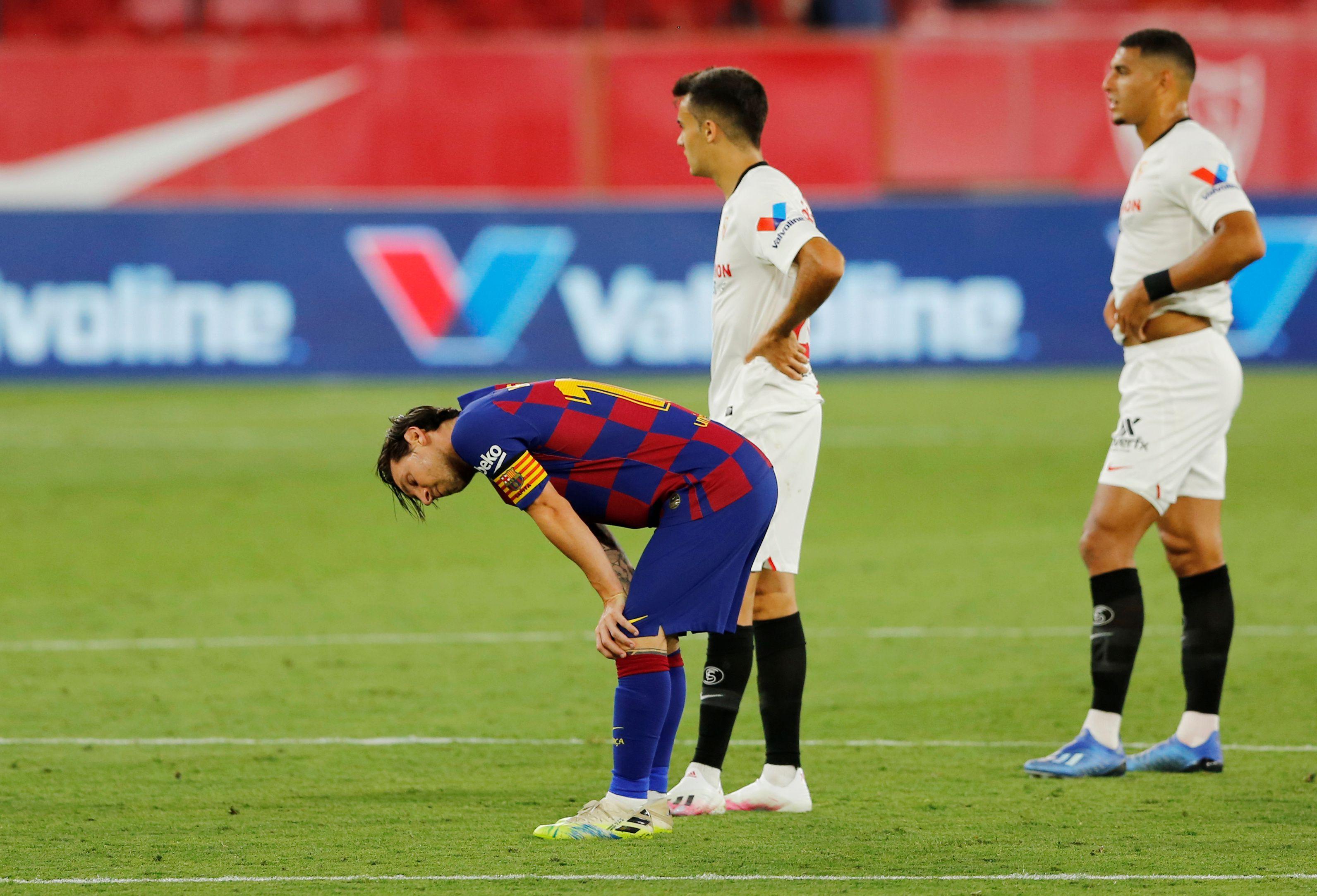 En junio de este año se enfrentó por última vez al Sevilla (Foto: Reuters)