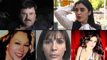 El capo mexicano habría procreado 18 hijos con siete mujeres distintas (Foto: especial)