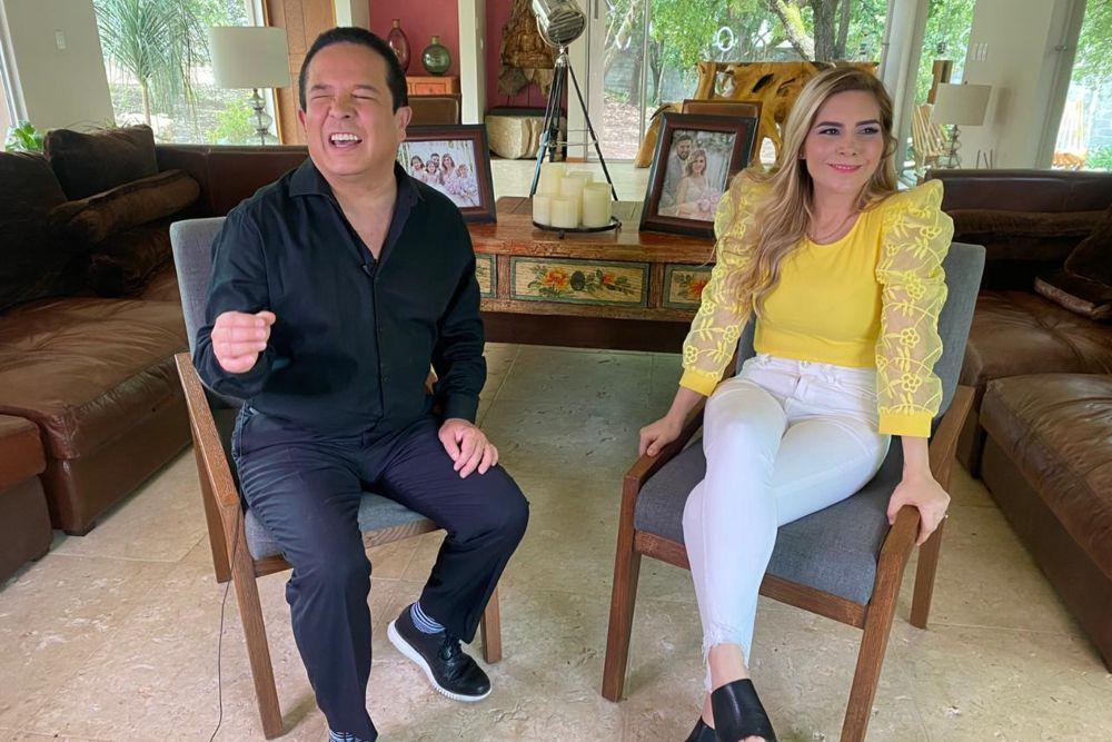 Entrevista Karla Panini (Foto: Twitter@deprimeramano)
