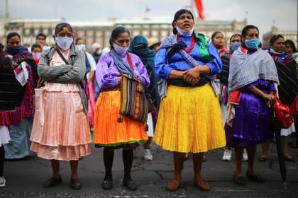 """La Jornada Nacional de Sana Distancia buscará sumar a estos grupos al """"Quédate en Casa"""", pero también implementar un """"Quédate en tu comunidad"""" (Foto: Reuters/Edgard Garrido)"""