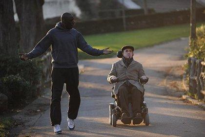 La película está protagonizada por Omar Sy y François Cluzet (Fotograma Gaumont Film company / TF1)