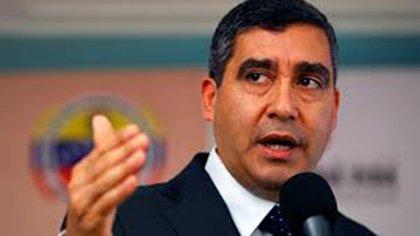 El ex jefe de Inteligencia Miguel Rodríguez Torres