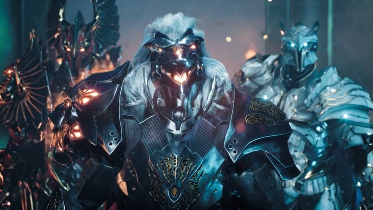 El primer trailer de Godfall se presentó en The Game Awards 2019