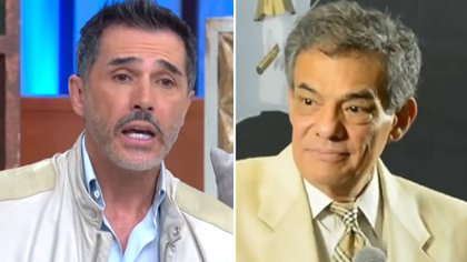 Un escándalo relaciona al Diputado Federal Sergio Mayer con regalías digitales de José José (Foto: Captura de pantalla / TVAzteca/Telemundo)