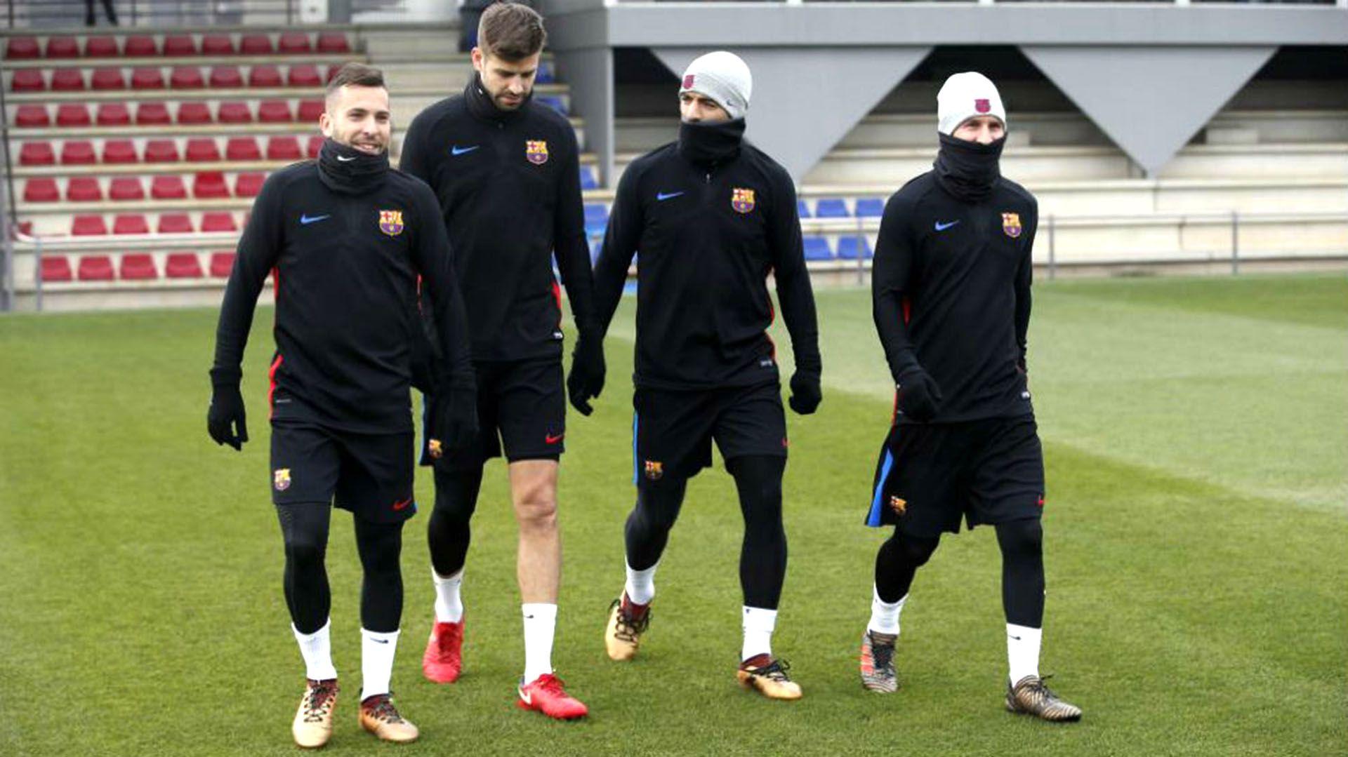 A pesar de que no hay una fecha cierta, en España se preparan para la vuelta a los entrenamientos (FCBarcelona.es)