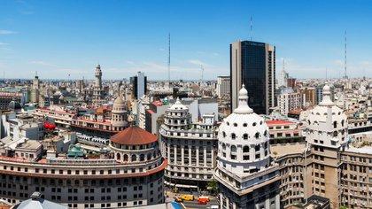 Las calles de Buenos Aires están repletas de tesoros arquitectónicos impresionantes (iStock)