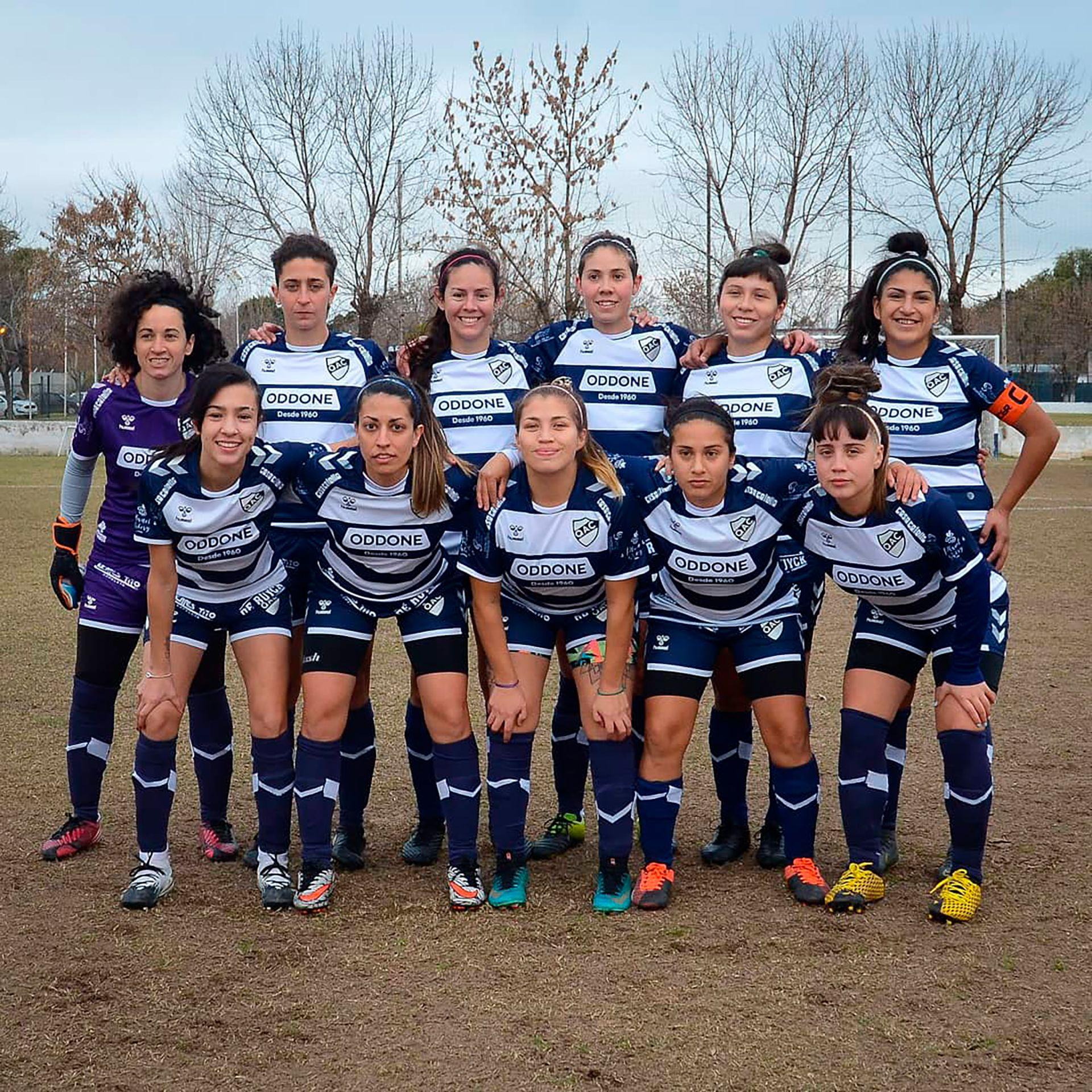 futbol femenino quilmes