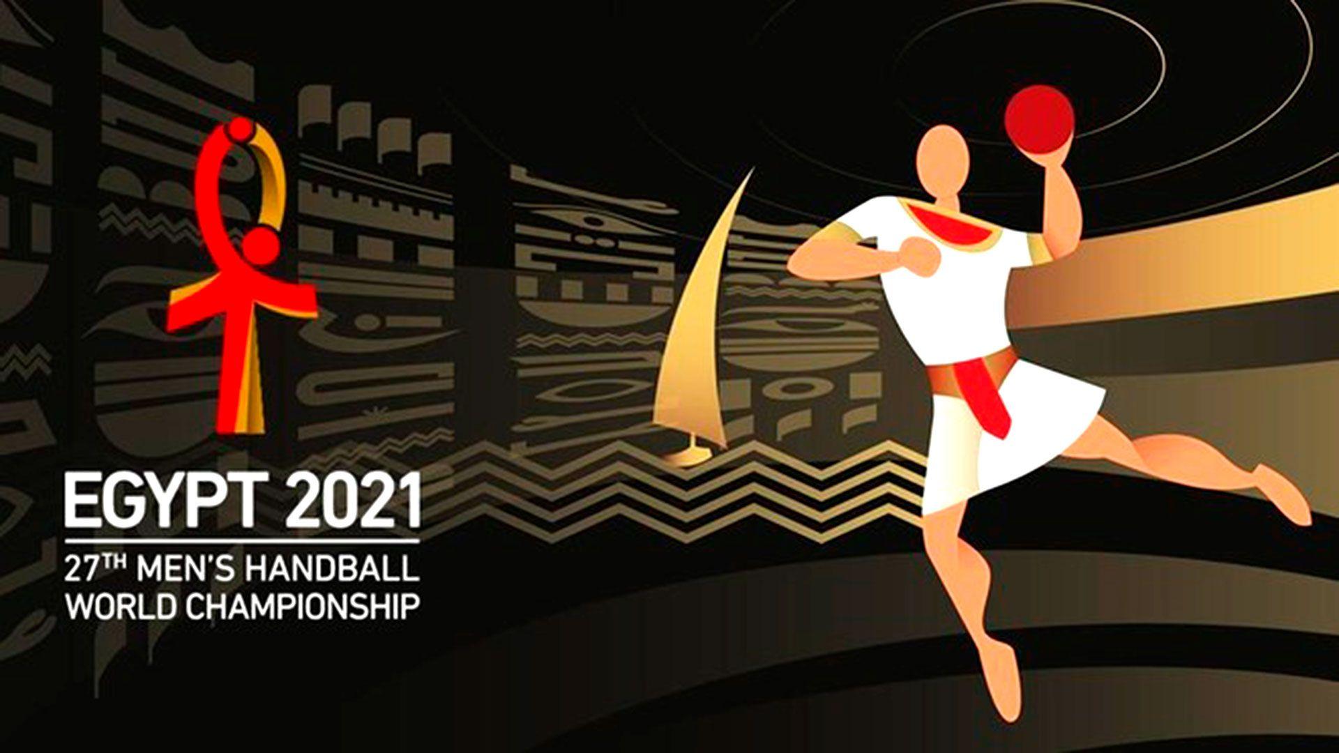 logo mundial handball 2021
