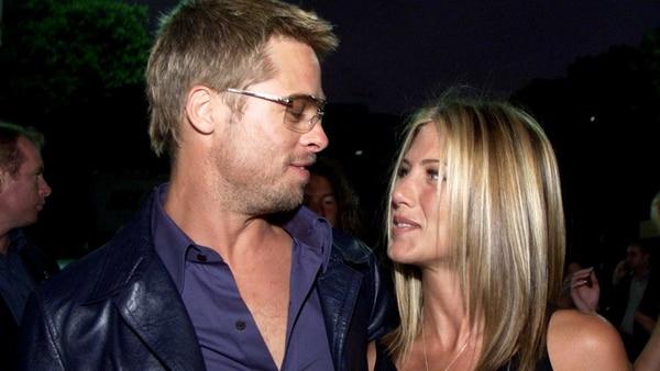 """Él la engañó con Angelina cuando filmaba """"Señor y Señora Smith""""(Getty Images)"""