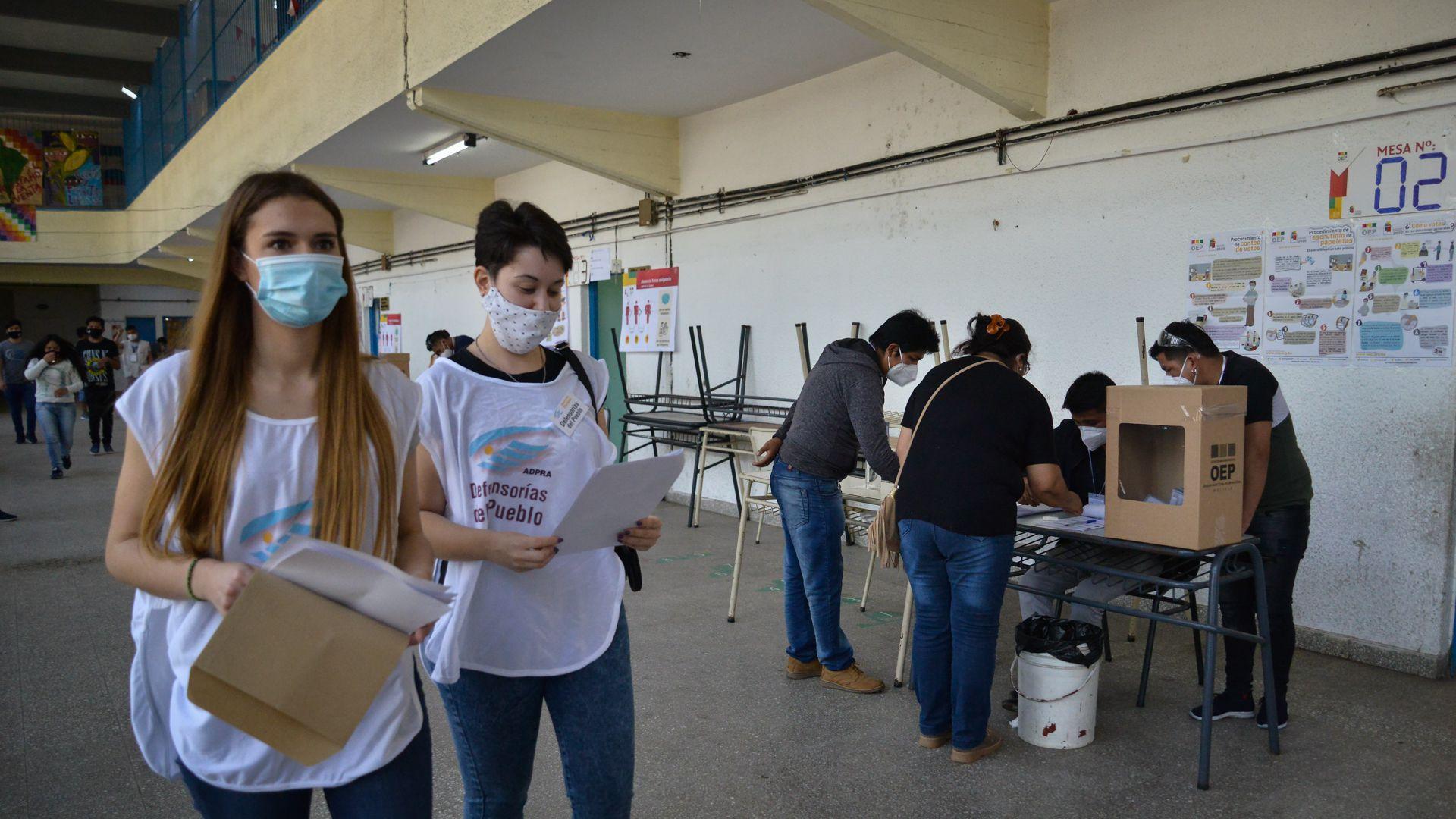 Elecciones en Argentina del Estado Plurinacional de Bolivia La Matanza - Buenos Aires