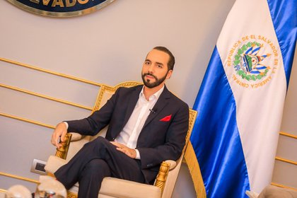 Nayib Bukele, presidente de El Salvador (Europa Press)