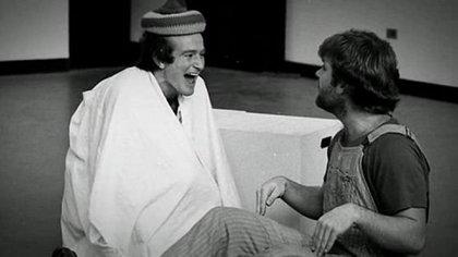 Robin Williams (Crédito: HBO)