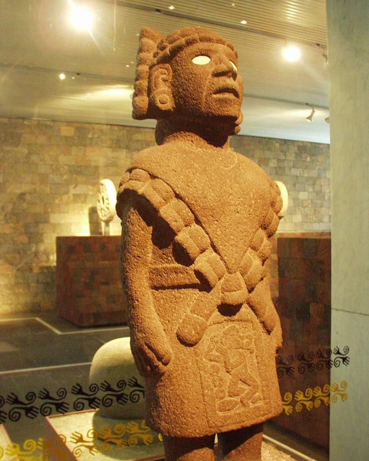 Representación de Tonantzin (Foto: Wikipedia)