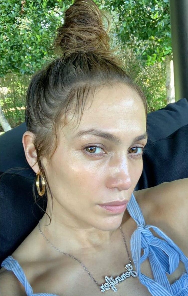 Jennifer cumplió 50 años en 2019 (Instagram: jlo)