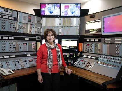 Carla Notari, una vida dedicada a contribuir a la ciencia y tecnología, desde Argentina