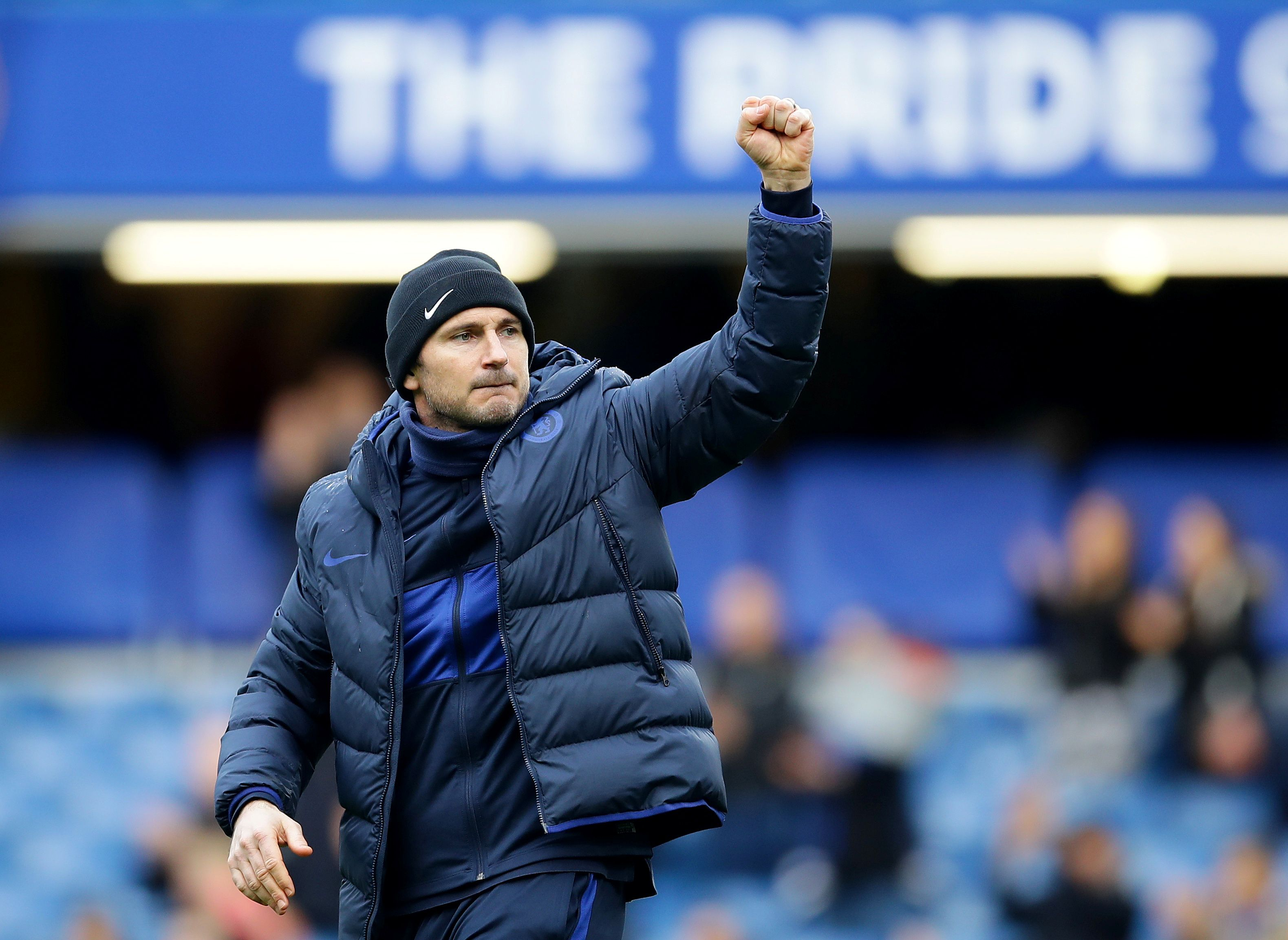 "Frank Lampard ha armado un ""Dream Team"" de jóvenes promesas (Reuters)"