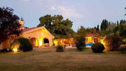 La Posada La Masia, en Mendoza, el proyecto que quedó en el centro de la polémica