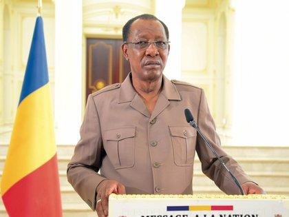 27/03/2020 El presidente de Chad, Idriss Déby POLITICA AFRICA CHAD INTERNACIONAL PRESIDENCIA DE CHAD
