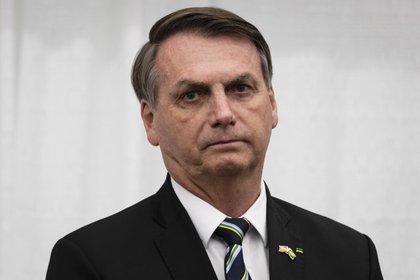 Jair Bolsonaro, presidente constitucional de Brasil