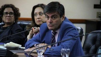 Marcelo Gallo Tagle, presidente de la AMFJN