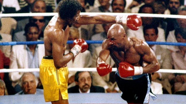 Hagler-Hearns, el mejor primer round de la historia del boxeo: nunca se vio nada igual