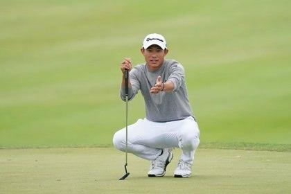 Morikawa se consagró en su primera aparición en el PGA Championship (Kyle Terada-USA TODAY Sports)