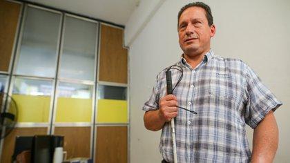 """Marcos Folgar: """"Yo estoy acá porque creo que puedo estar acá"""""""