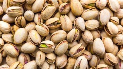 Los pistachos son uno de los frutos secos más recomendados (iStock)