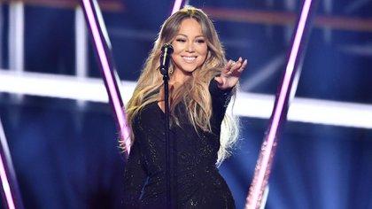 Mariah Carey es una de las cantantes pop más exitosas de todos los tiempos (Shutterstock)