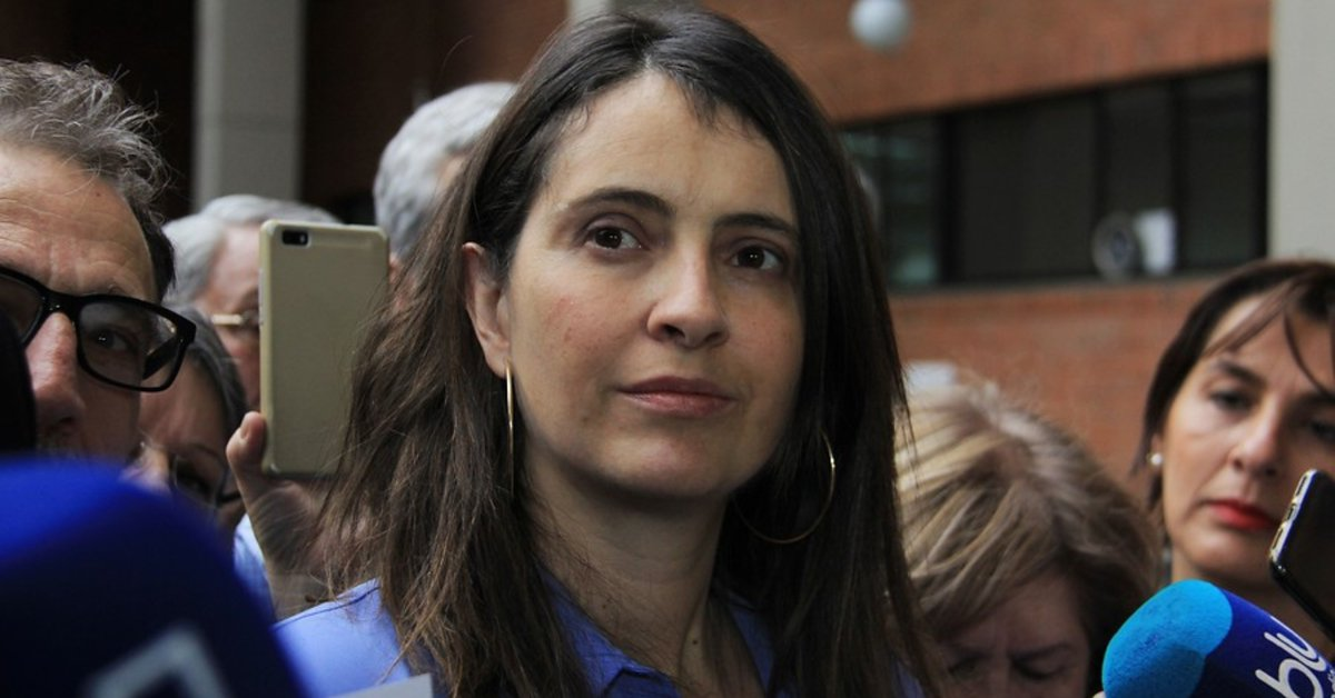 """""""They robbed us"""": Paloma Valencia assures that Óscar Iván Zuluaga should have been the president of Colombia"""