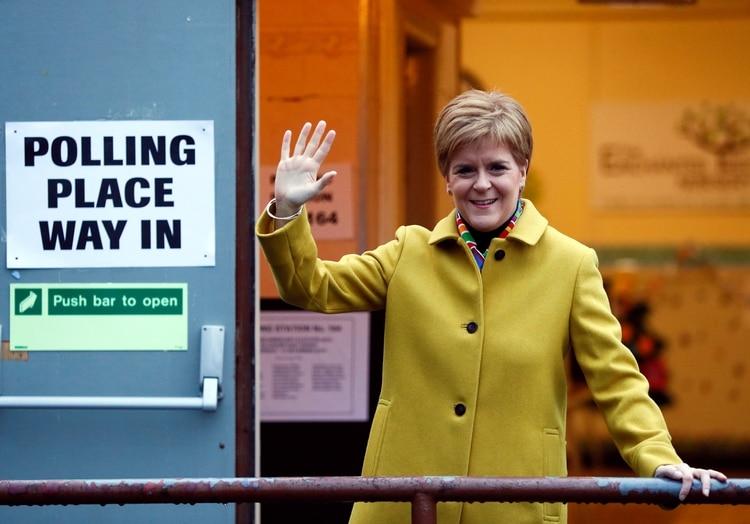 Foto: REUTERS/Jason Cairnduff