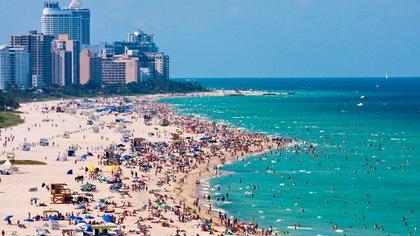 Miami Beach (Shutterstock)