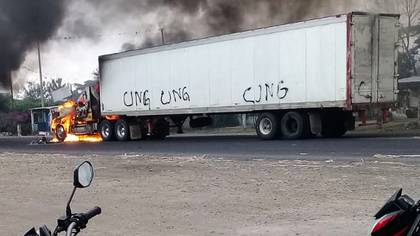 El CJNG llegó a Tijuana en 2016, según los reportes (Foto: Cuartoscuro)