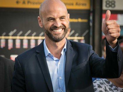 El ex ministro Guillermo Dietrich