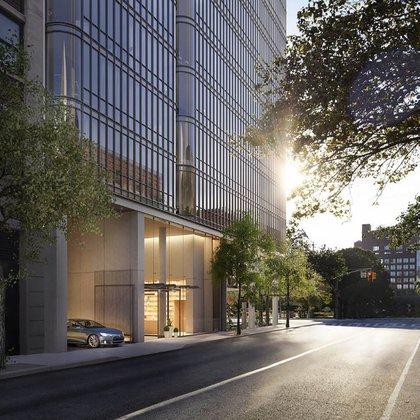 El edificio, cuya finalización está programada para fines de año, fue desarrollado por la firma italiana de bienes raíces Bizzi & Partners Development