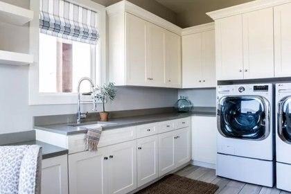 Es un buen momento para renovar la cocina y el cuarto de las lavadoras, dice Palmer
