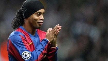 Ronaldinho se fue al AC Milan cuando Pep Guardiola asumió como entrenador del Barça