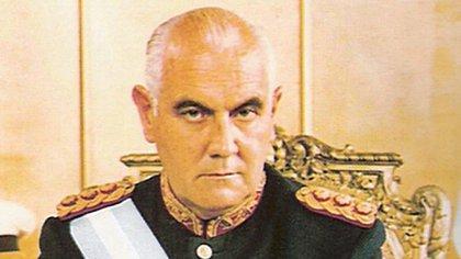 """""""En mi fuero íntimo, diré que a Perón no le da el cuero para venir"""", dijo Lanusse"""