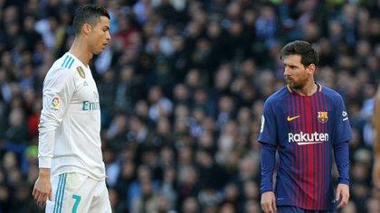 El Desafio De Cristiano Ronaldo A Lionel Messi Ven A Italia Como Yo Y Acepta El Reto Infobae