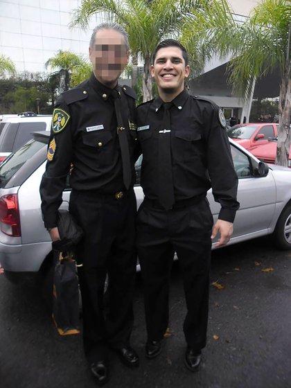 Romero había entrado en la Policía Federal en 2015 y luego había pasado a la Policía de la Ciudad