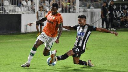 Central Córdoba y Banfield empataron en Santiago del Estero