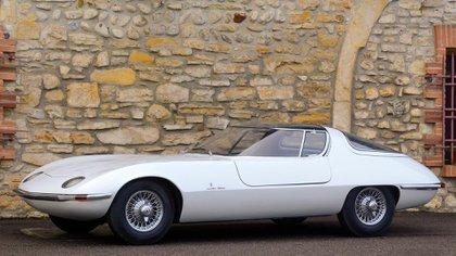 El Corvette Testudo, su primer gran prototipo buscando una variante europea del muscle car americano.